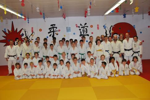 Noël du Judo