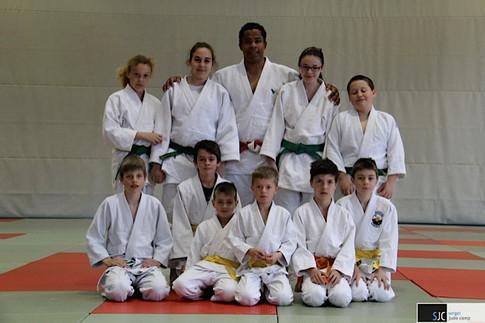 Sergei Judo Camp