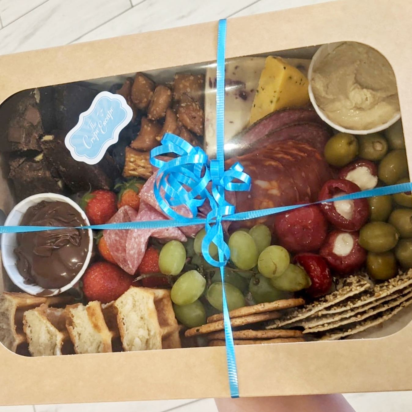 Mixed Grazing box