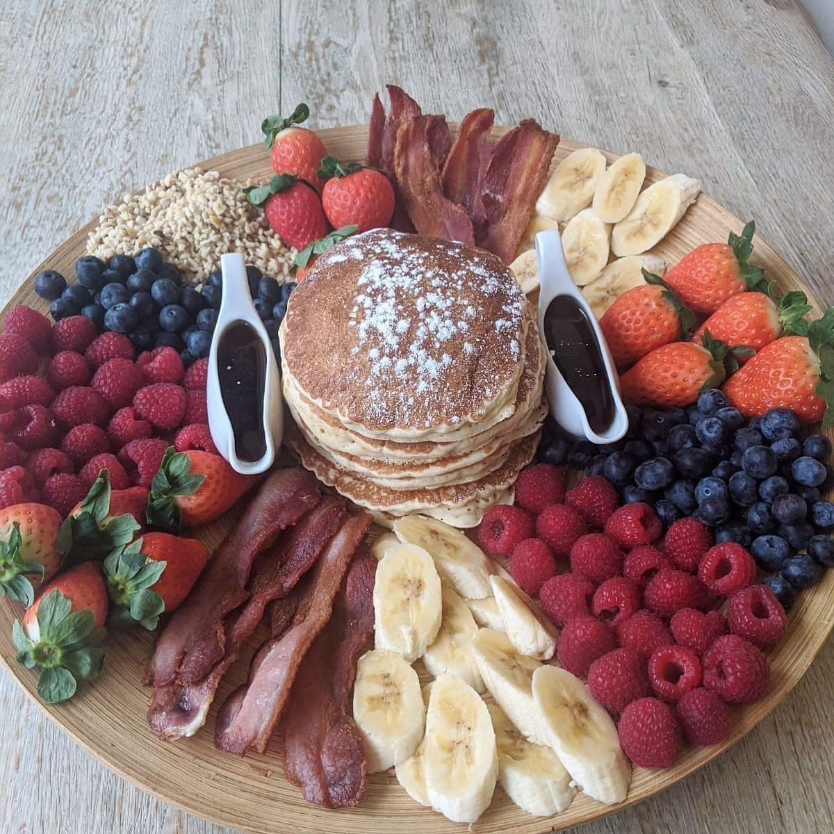 American Pancakes box