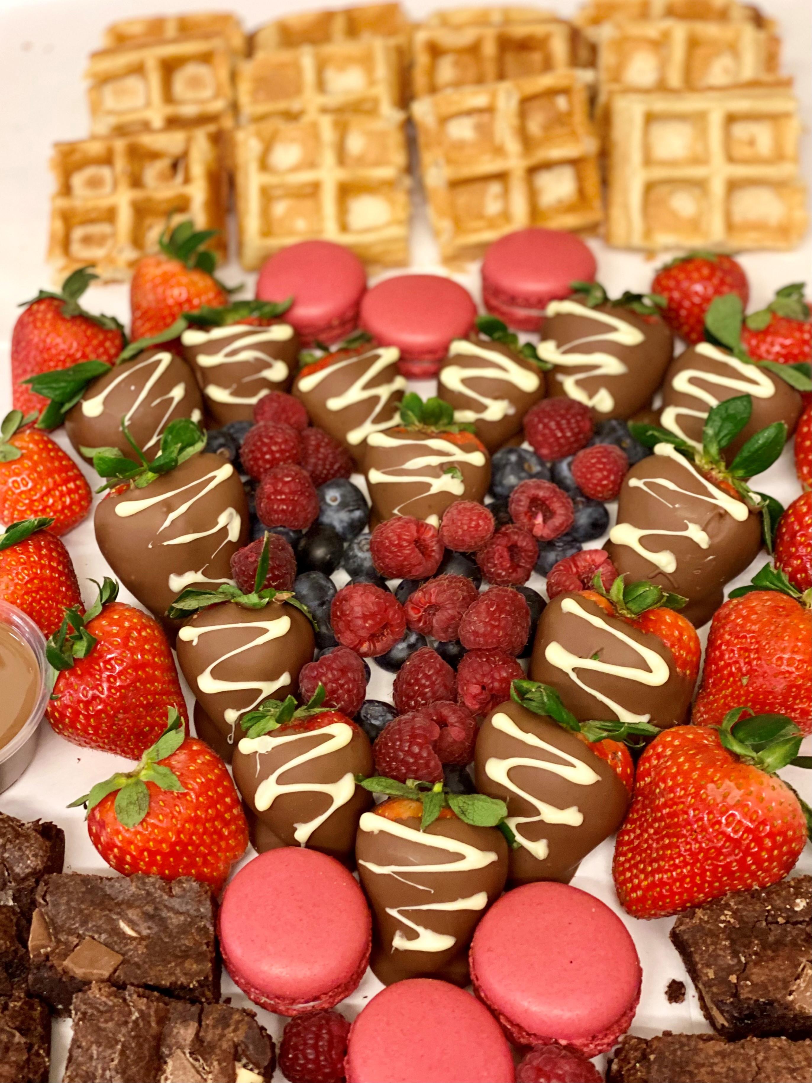 Love Heart Sweet Box