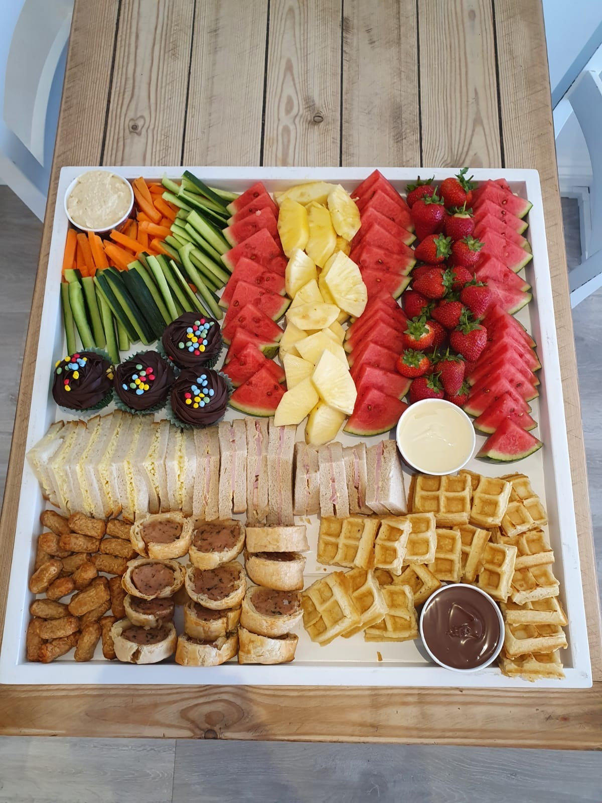 Childrens Grazing Platter