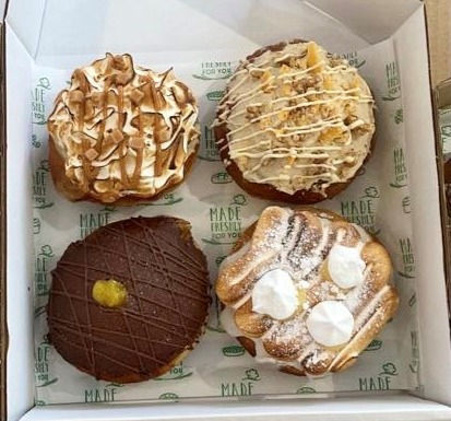 Artisan Donuts