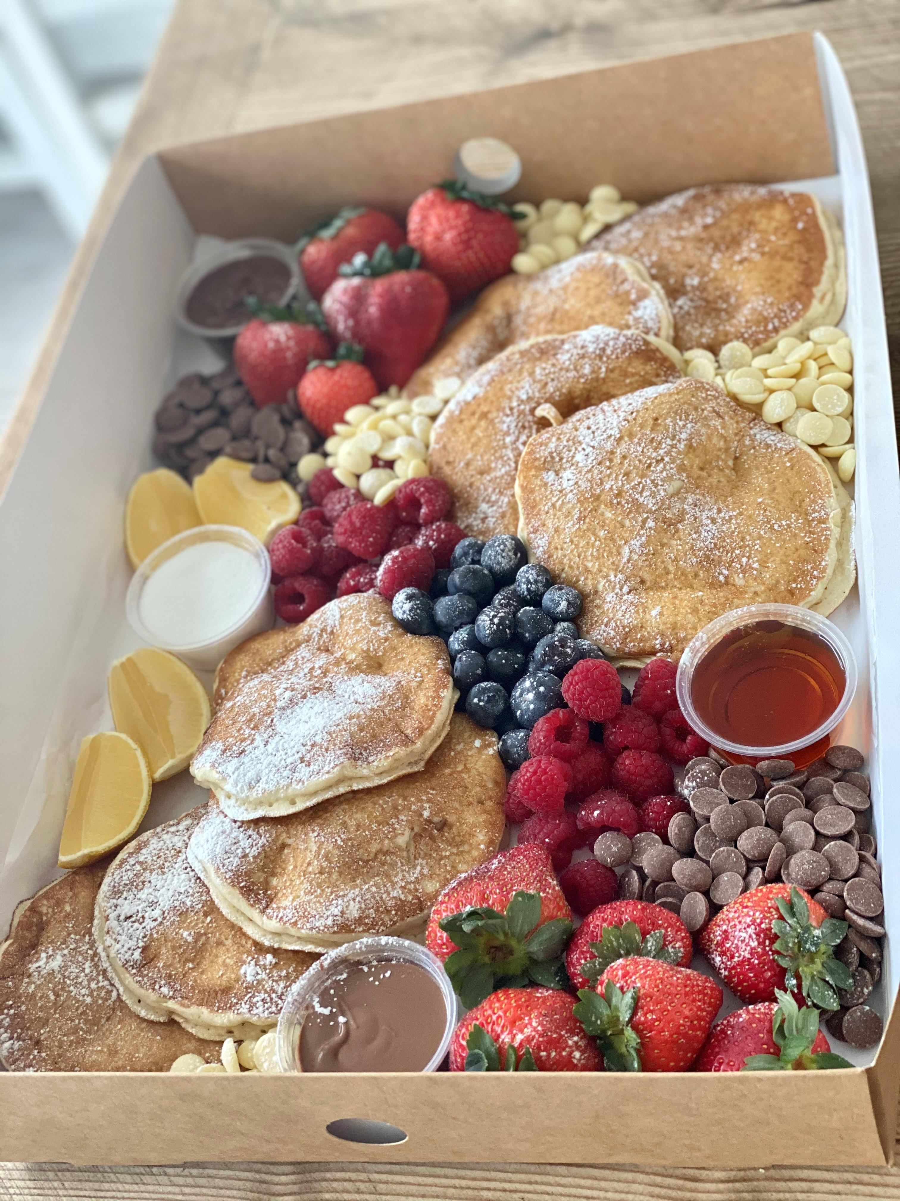 Pancake Box-American Pancakes