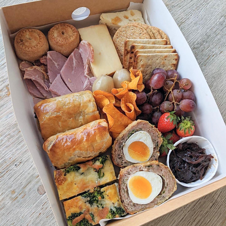 British Grazing Box