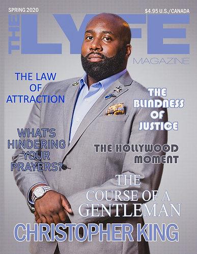 The Lyfe Magazine - Spring 2020