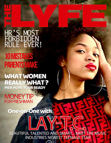 The Lyfe Magazine - Summer 2020