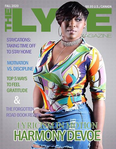 The Lyfe Magazine - Fall 2020
