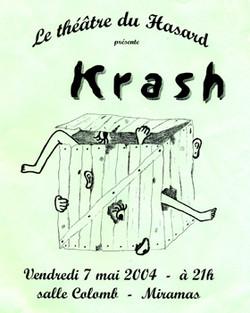 Affiche Krash