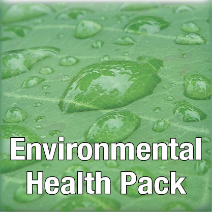 Sanitarians & Health Official Pack