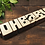 Thumbnail: OH BABY Personalized Engraved Key Chain
