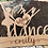 Thumbnail: My Heart Belongs to Dance Custom Wood Plaque