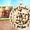 Thumbnail: Best Grandma Picture Engraved Ornament