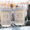 Thumbnail: Always & Forever Monogram Frosted Wedding Cups