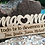 Thumbnail: Personalized Mama Plaque, Mama Todo Te Lo Devemos A Ti, Mother Plaque in Spanish