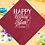 Thumbnail: Happy Birthday Personalized Napkins