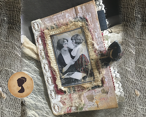 Mother and Daughter Junk Journal