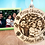 Thumbnail: Family Picture Engraved Ornament