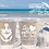 Thumbnail: Love Anchors the Soul Frosted Wedding Cups