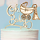 Thumbnail: Oh Baby Baby Shower Wood Cake Topper