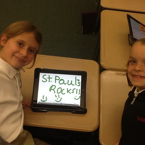 St. Paul's Rocks!!