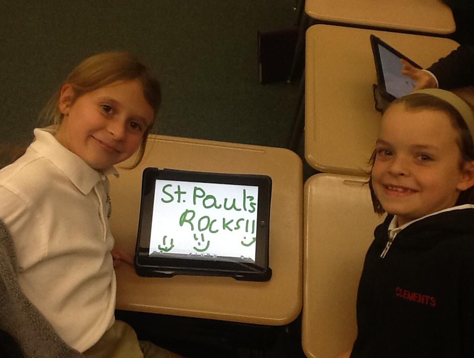 St. Paul's Rocks!!