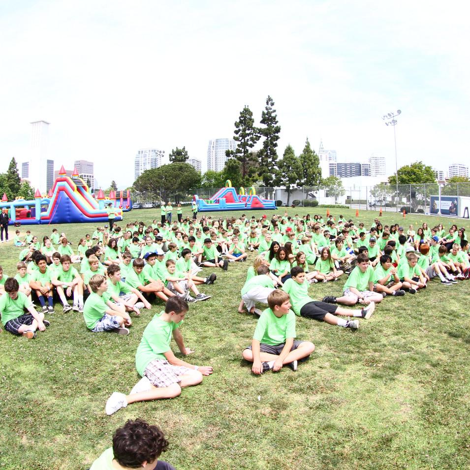 Mormon Field Day