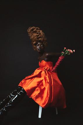 Soukenya for Blanc Magazine by Erika Ast