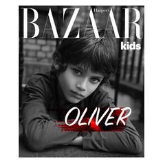 Harper's Bazzar kids