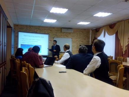 """6-ой международный семинар """"Влияние внешних воздействий на прочность и пластичность металлов и"""