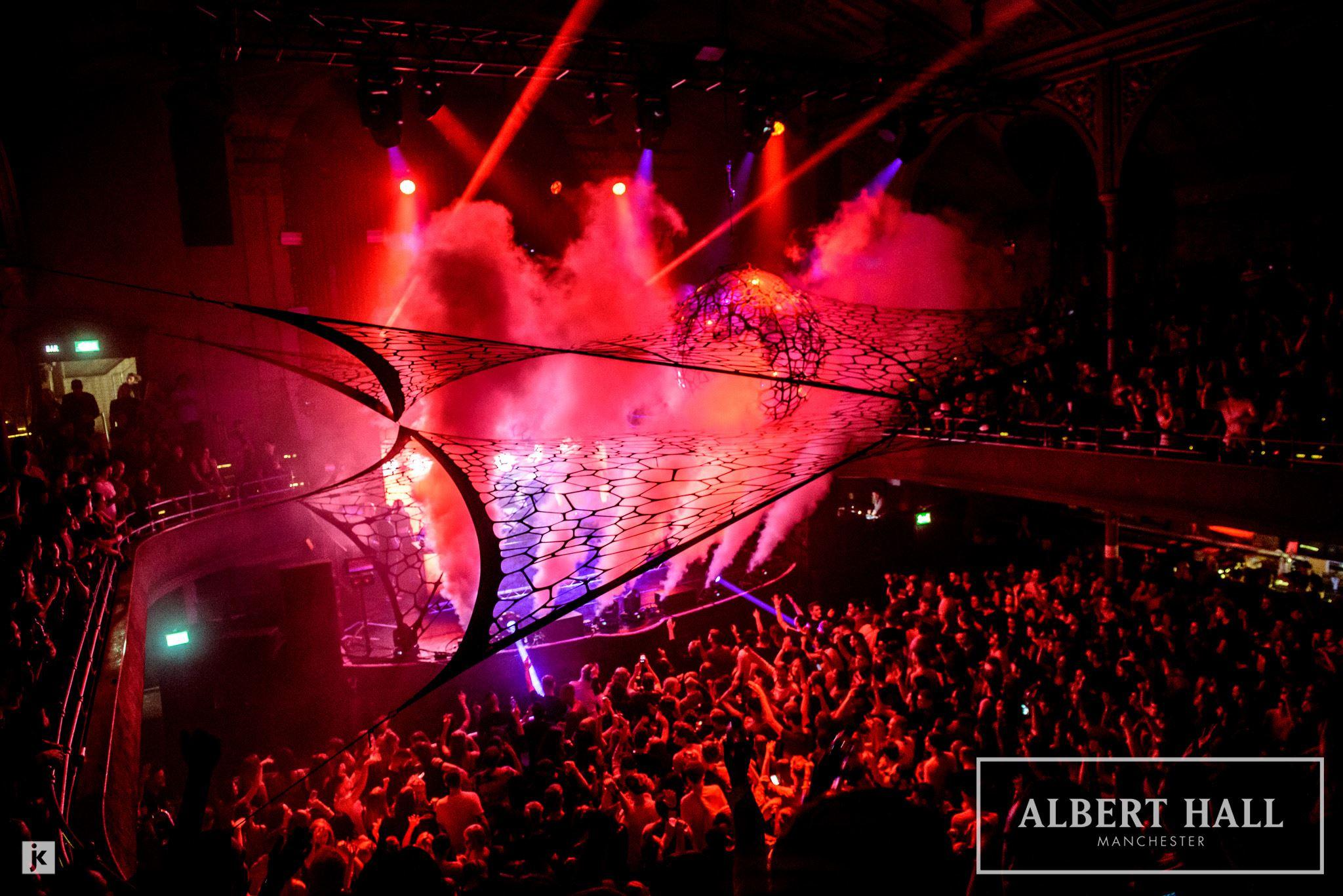 Ants @ Albert Hall, Mcr