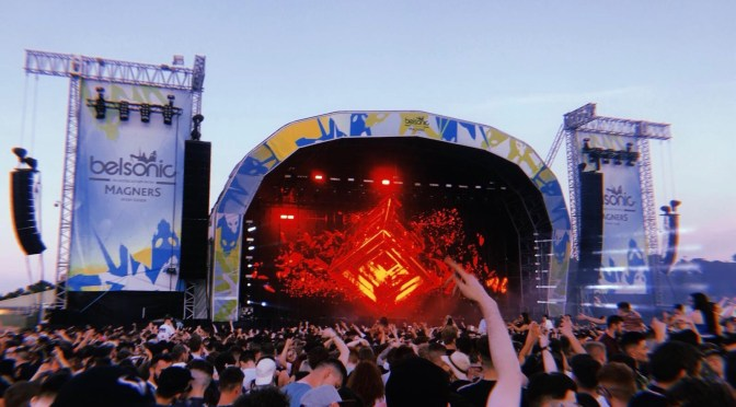Eric Prydz Presents HOLO - Belfast