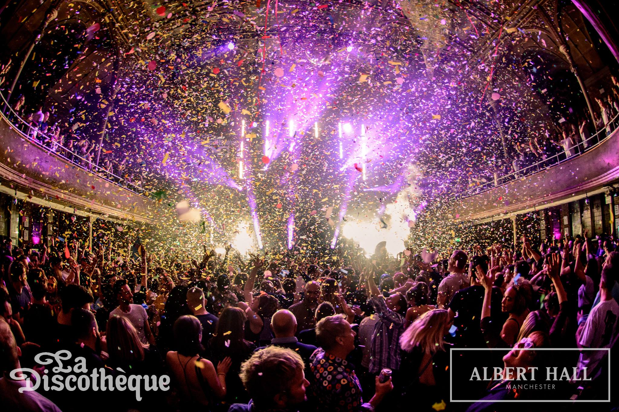 La Discotheque @ Albert Hall