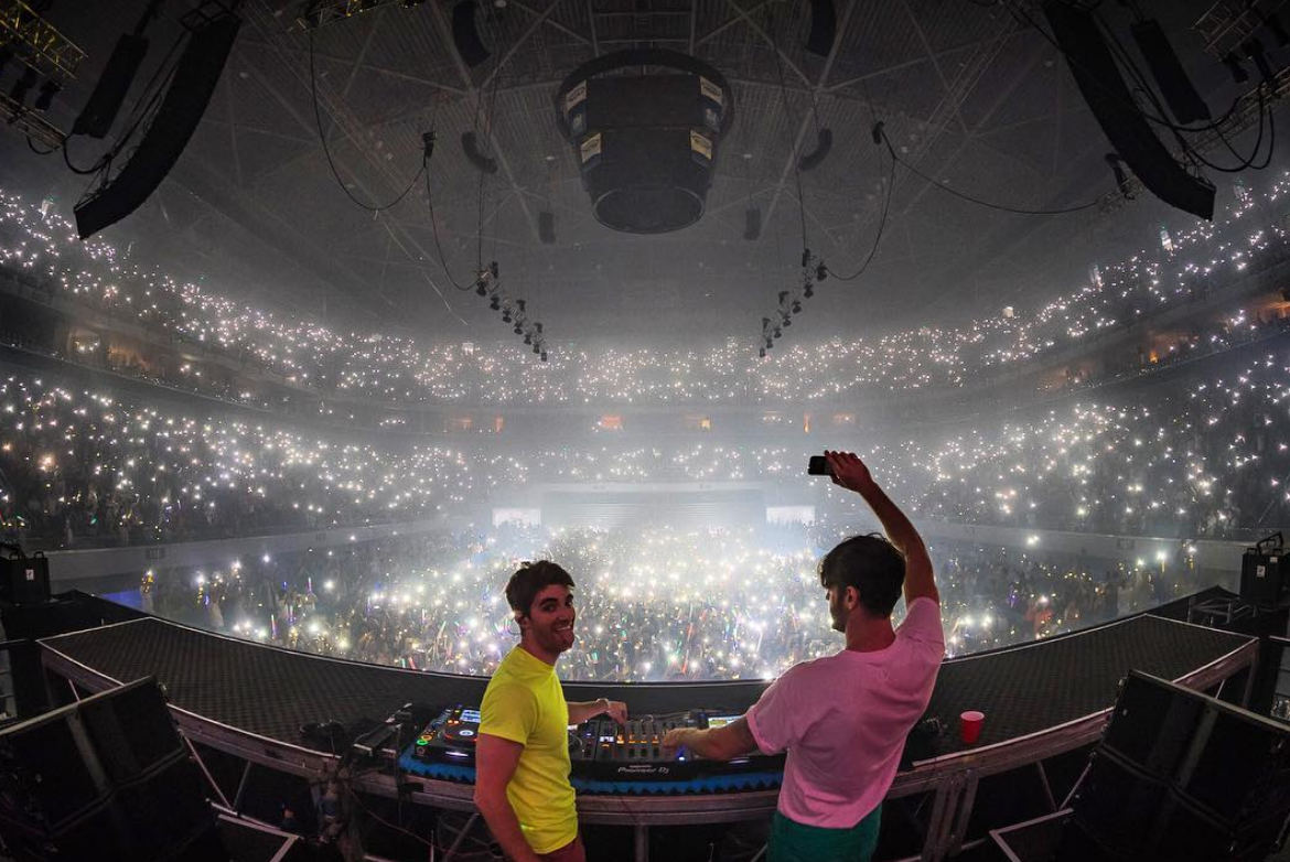 The Chainsmokers - Asia Tour