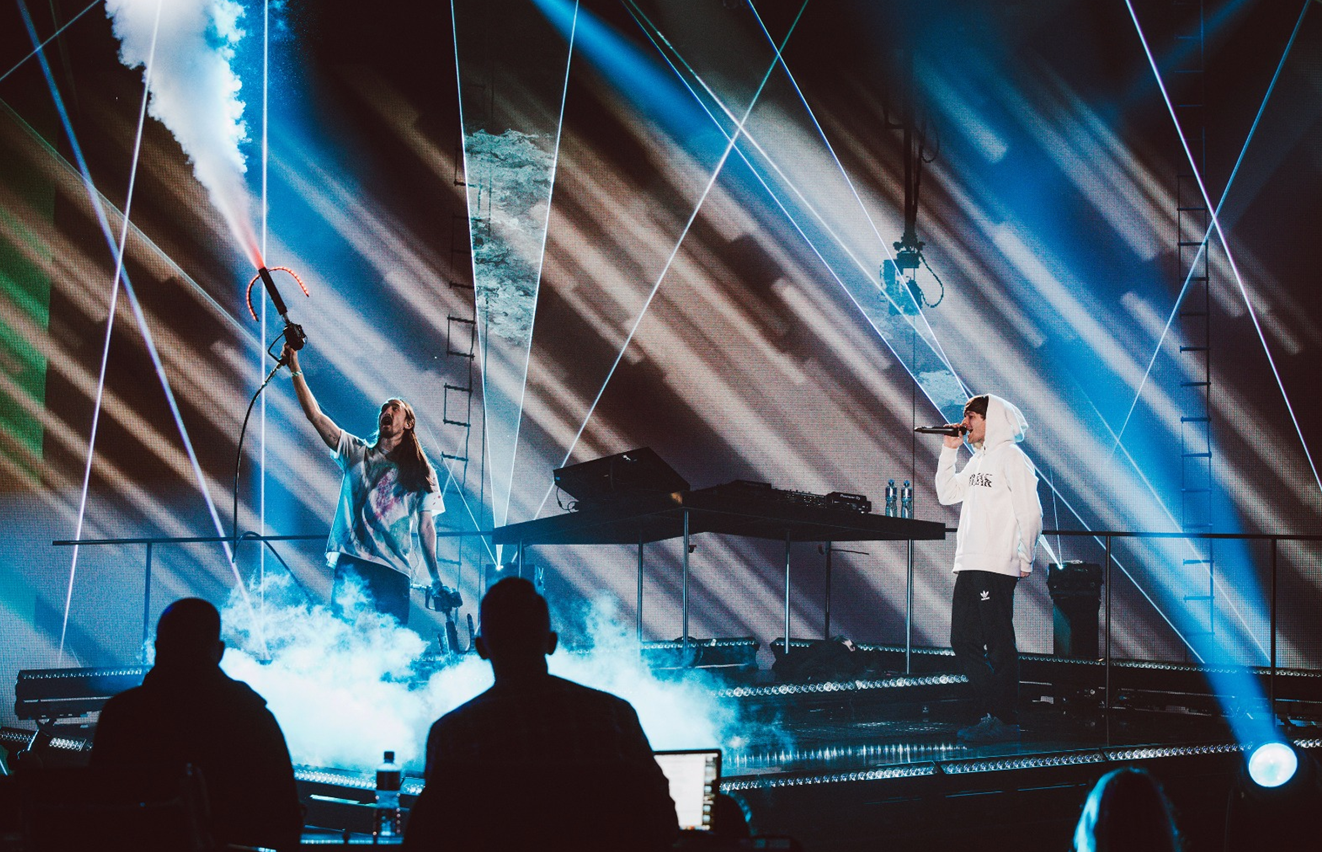 X-Factor Final - Steve Aoki