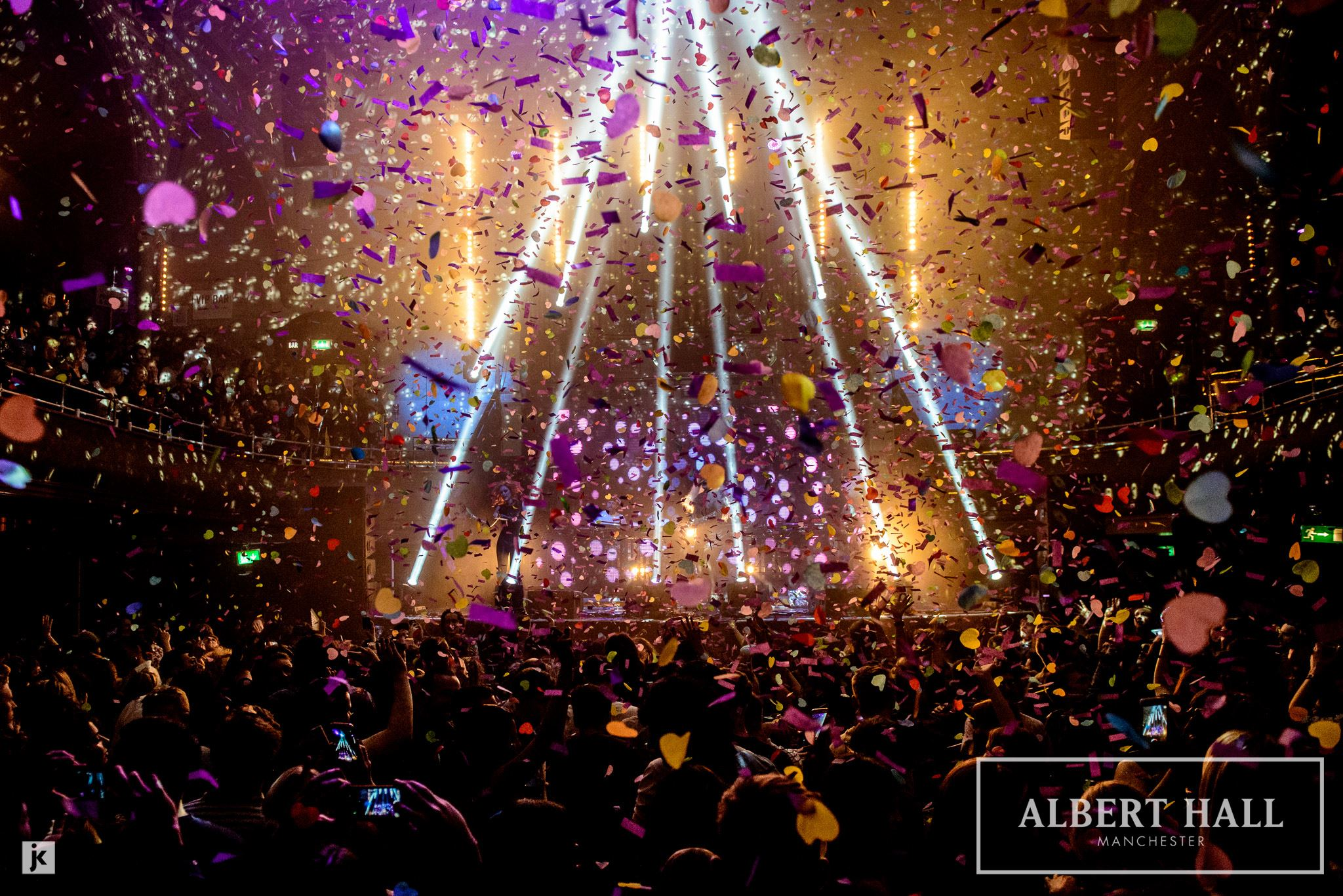 NYE 2016 - Albert Hall MCR