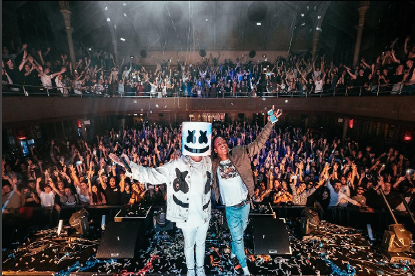 Marshmello @ Albert Hall, Manchester