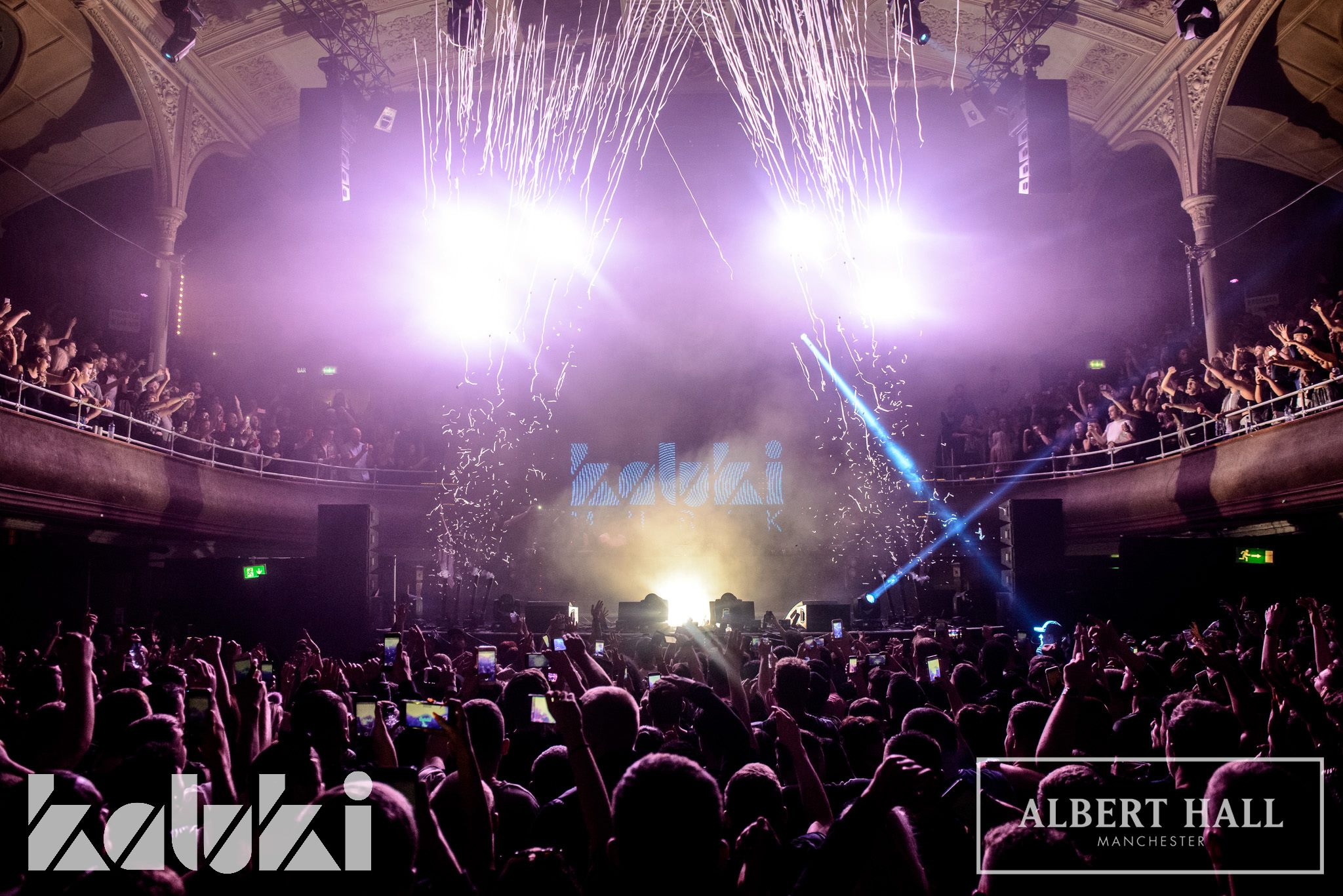 NYD @ Albert Hall, MCR