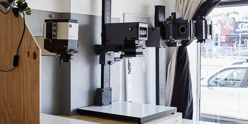 Black & White Darkroom Printing