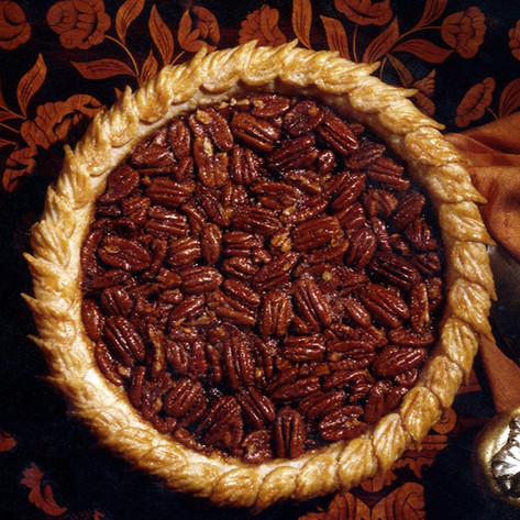 KGM Walnut Bourbon Tart