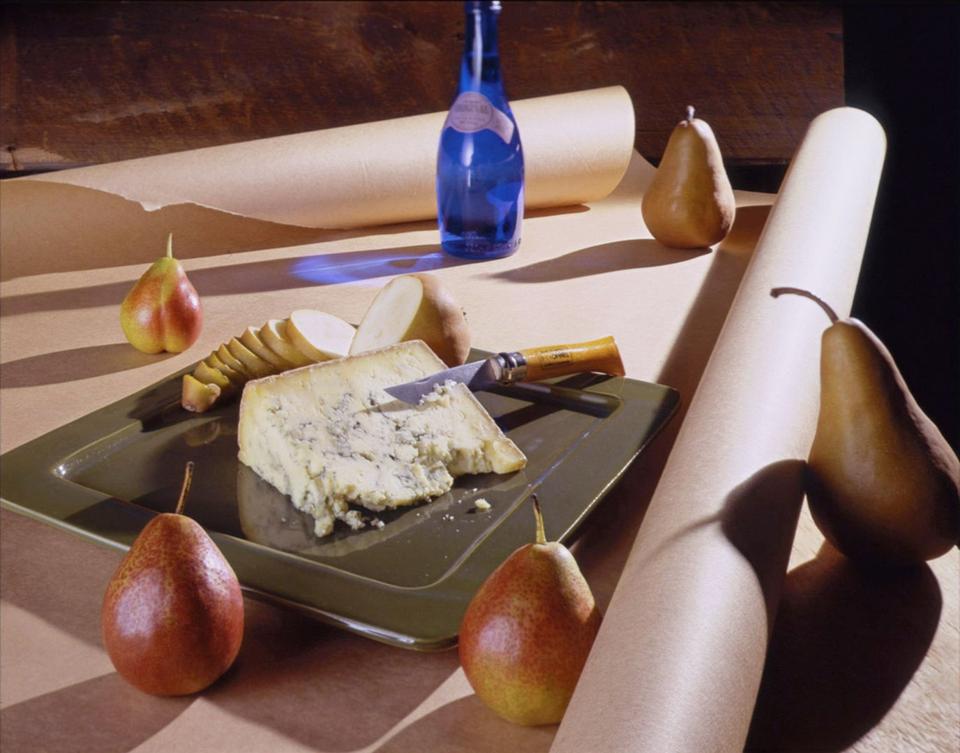 Blue Cheese & Pears