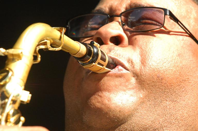 Jazz Musician Bruce Williams
