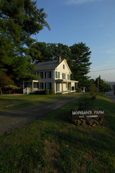 Morgan's Farm Historic Site