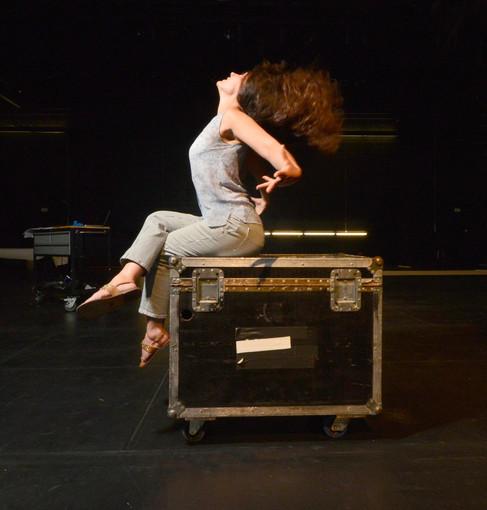 Performer, Producer Raphaelle Boitel