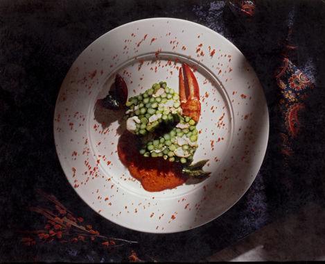 Asparagus & Lobster Terrine