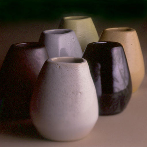 Russel Wright Bauer Vases