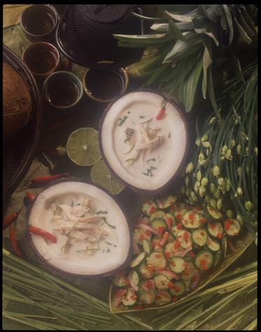 KGM Thai Chicken Coconut Soup