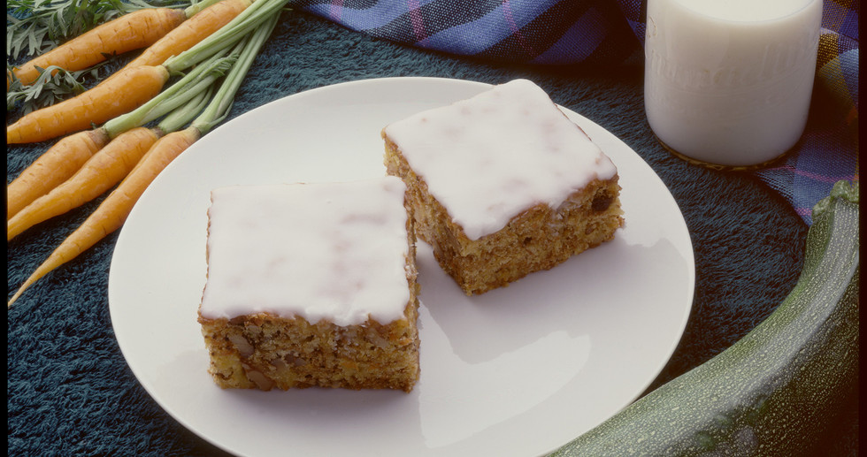 Post RB Zucchini-Carrot Cake