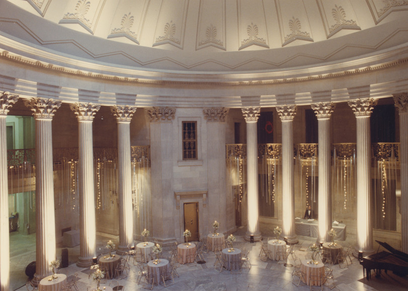 Federal Hall Event