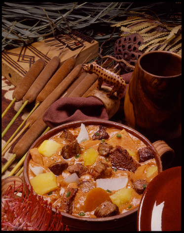 KGM African Mafe Beef Stew